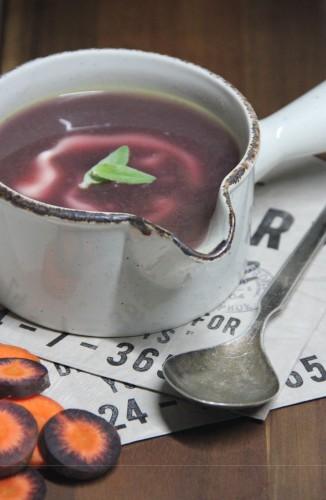 wortel soep
