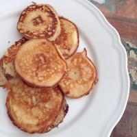 appel pannenkoeken