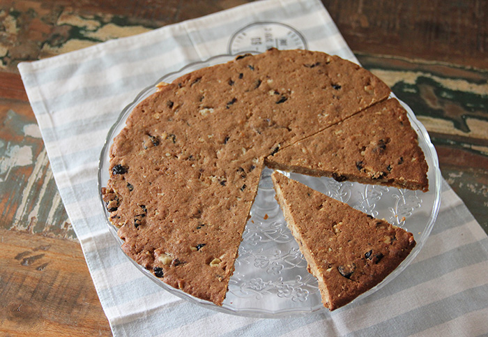giant breakfast cookie