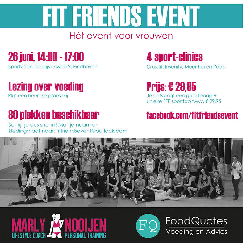 Fit Friends Event