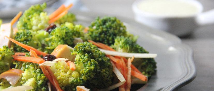 broccolisalade