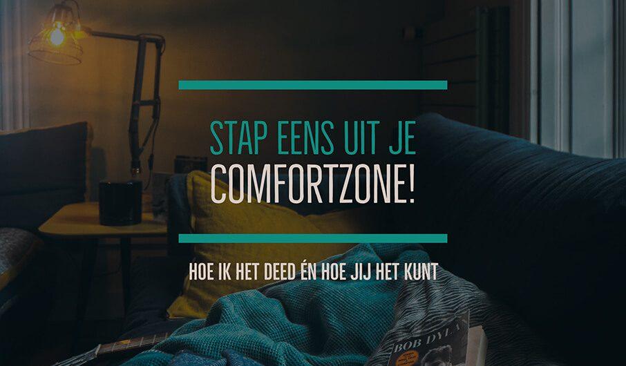 uit je comfortzone stappen